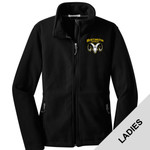 L217 - H283-S3.0-2017 - EMB - Ladies Fleece Jacket