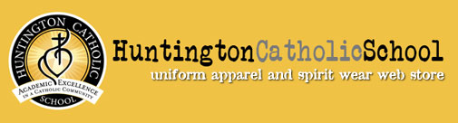 Huntington Catholic School - Apparel Web Store